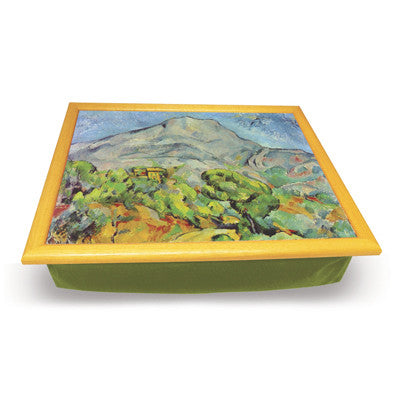 Mont Sainte-Victoire Cushion Tray<br>(Pack of 2)