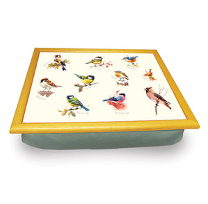 Mixed Birds 1 - Cushion Tray<br>(Pack of 2)