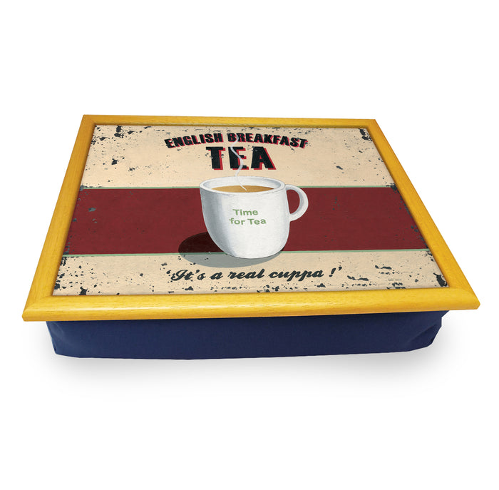 English Tea  Cushion Tray<br>(Pack of 2)