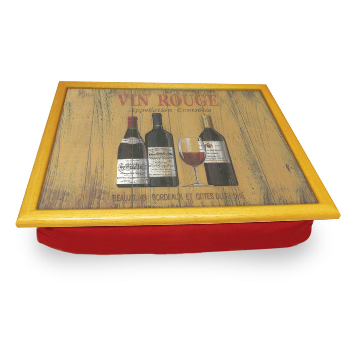 Vin Rouge Cushion Tray<br>(Pack of 2)