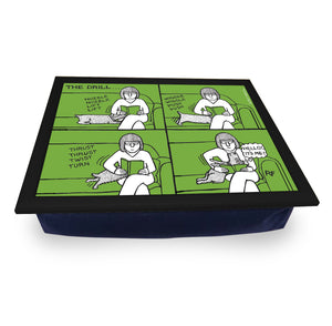 The Drill Cushion Tray<br>(Pack of 2)