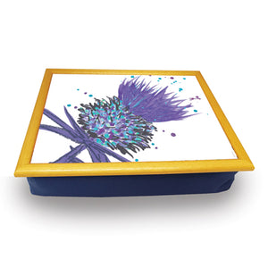 Purple Thistle Cushion Tray<br>(Pack of 2)