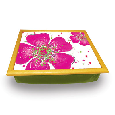 Pink Rose Cushion Tray<br>(Pack of 2)