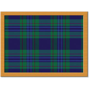 Tartan 6 Cushion Tray<br>(Pack of 2)