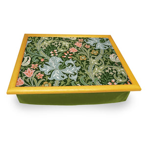 Golden Lily Cushion Tray<br>(Pack of 2)