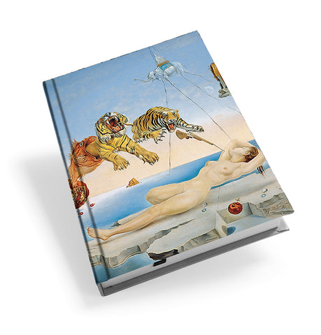 Dream caused by the Flight of a Bee... Before Awakening, 1944 Hardback Journal<br>(Pack of 5)