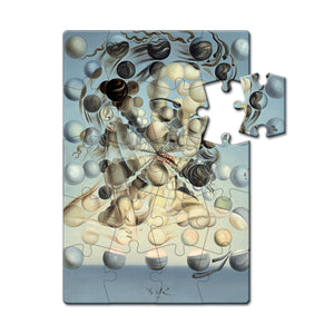 Galatea of Spheres, 1952 Puzzle Postcard<br>(Pack of 10)