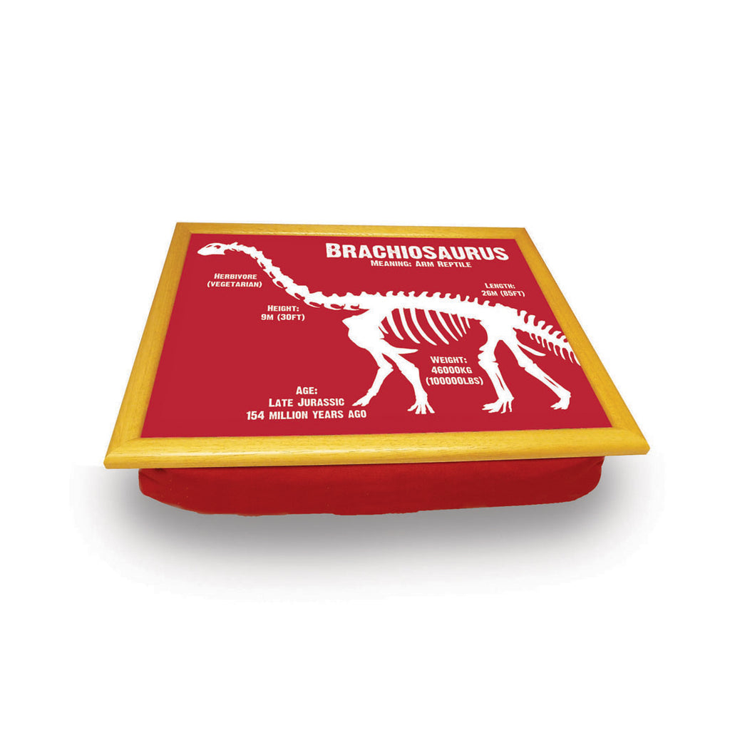 Brachiosaurus Cushion Tray<br>(Pack of 2)