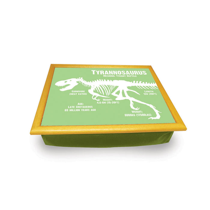 Tyrannosaurus Cushion Tray<br>(Pack of 2)