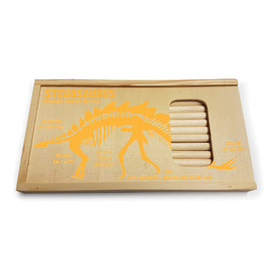 Stegosaurus Pencil Sets<br>(Pack of 5)