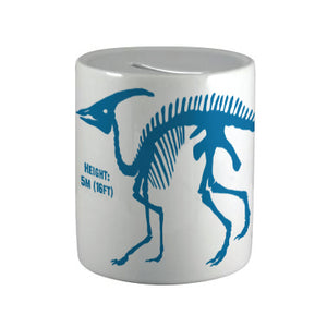 Parasaurolophus Ceramic Money Box<br>(Pack of 6)