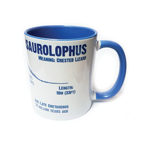 Parasaurolophus Mug<br>(Pack of 6)