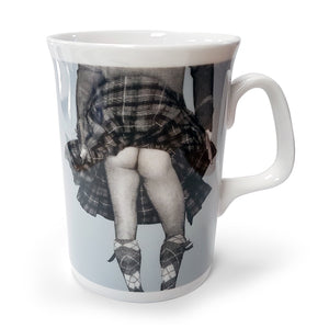 Highland Swing Grey Mug<br>(Pack of 6)