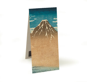 Mount Fuji in Clear Weather Magnetic Bookmark<br>(Pack of 20)