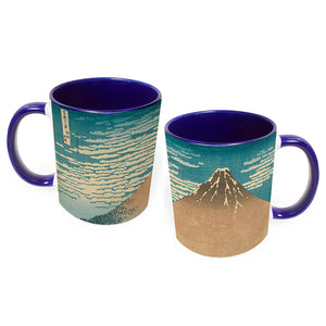 Mount Fuji in Clear Weather Mug<br>(Pack of 6)