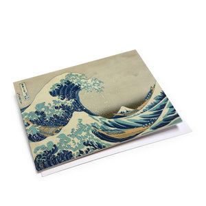 Japanese Art Notecard Set (Pack of 5)