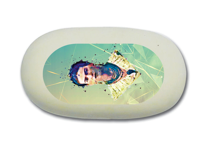 Frida Kahlo Defrag Eraser<br>(Pack of 10)