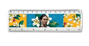 Frida Kahlo Blue Diamond - Ruler<br>(Pack of 10)