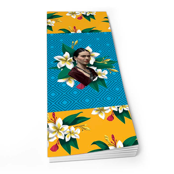 Frida Kahlo Blue Diamond - Shopper Pad<br>(Pack of 10)