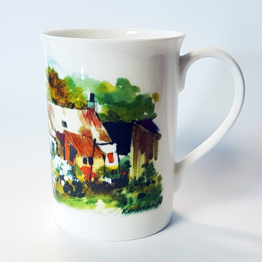 Cottage Garden Mug<br>(Pack of 6)