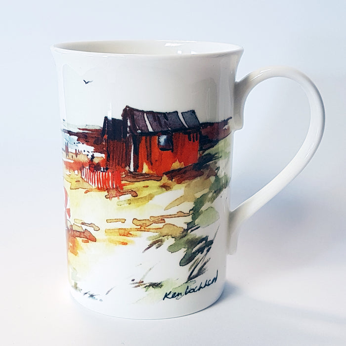 Day at the Seaside Mug<br>(Pack of 6)