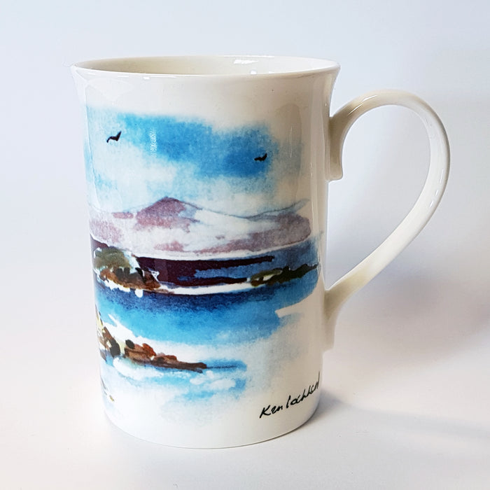 Island View Mug<br>(Pack of 6)