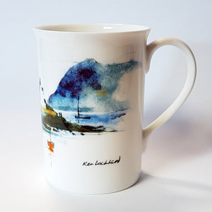Red Boat Mug<br>(Pack of 6)