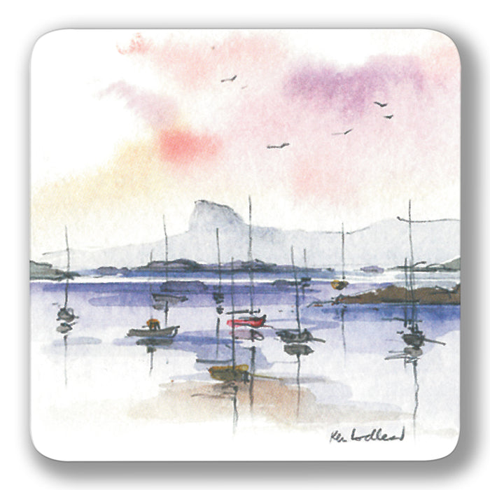 Sailboats Coaster<br>(Pack of 10)