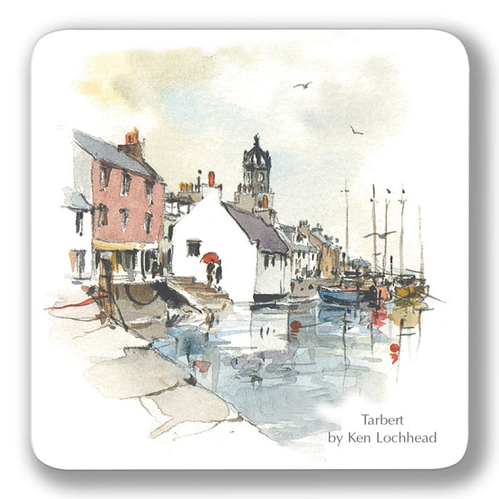 Tarbert Coaster<br>(Pack of 10)