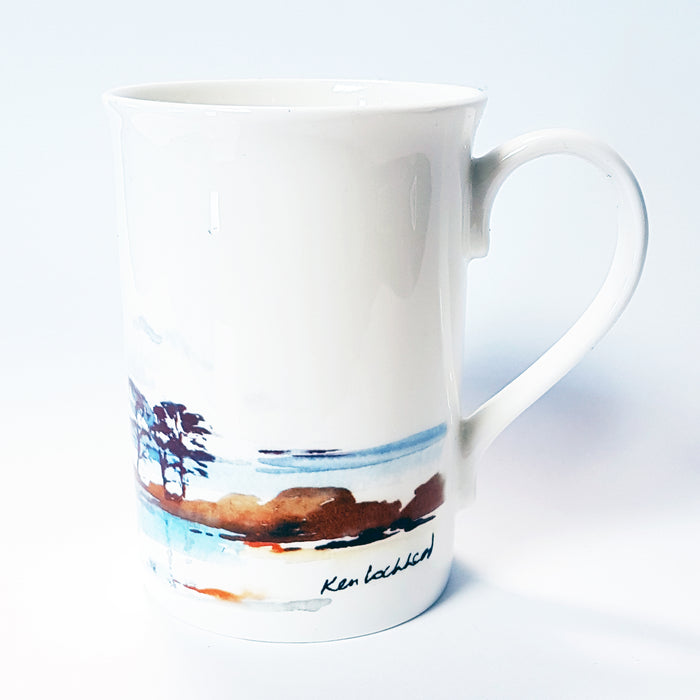 Slioch and Loch Maree Mug<br>(Pack of 6)