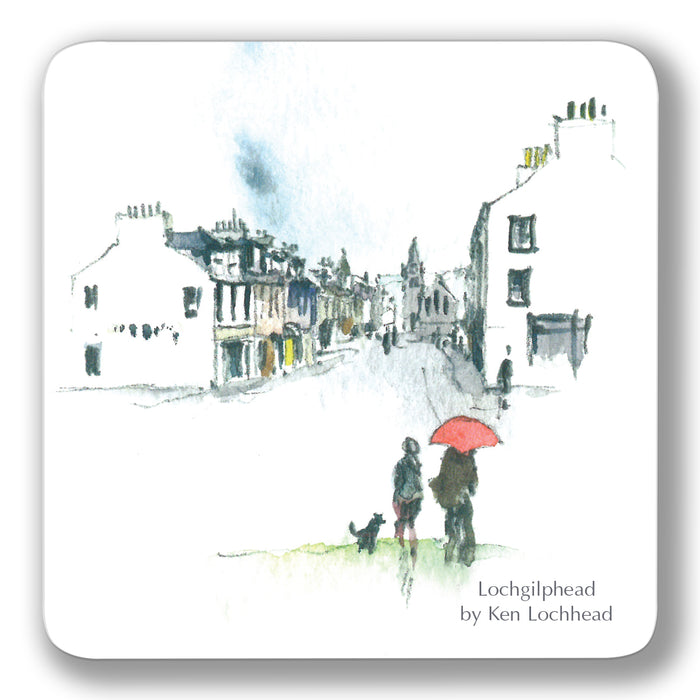 Lochgilphead Coaster<br>(Pack of 10)