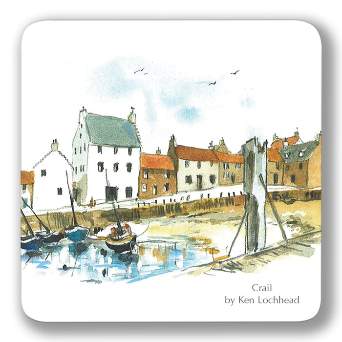 Crail Coaster<br>(Pack of 10)
