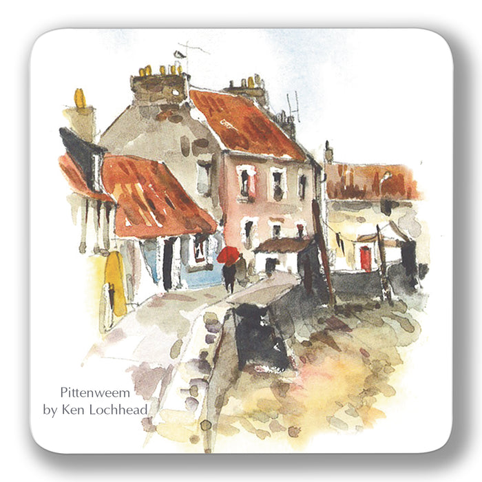 Pittenweem Coaster<br>(Pack of 10)