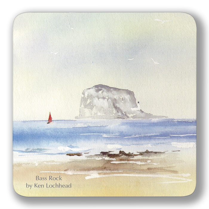Bass Rock Coaster<br>(Pack of 10)