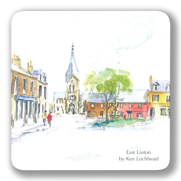 East Linton Coaster<br>(Pack of 10)