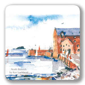North Berwick Coaster<br>(Pack of 10)