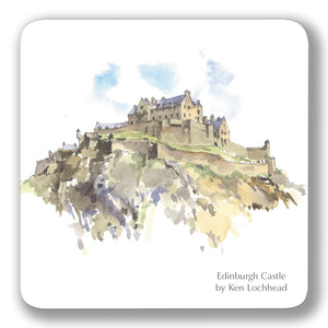 Edinburgh Coaster<br>(Pack of 10)