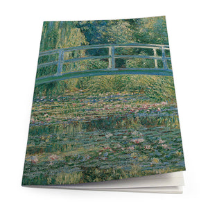 Waterlily Pond Exercise Book<br>(Pack of 10)
