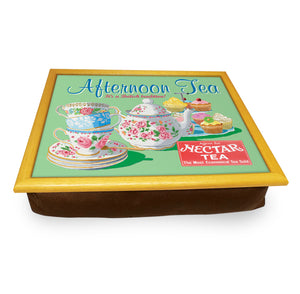 Afternoon Tea Cushion Tray<br>(Pack of 2)
