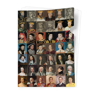 KINGS AND QUEENS Document Folder<br>(Pack of 10)