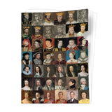 Magnetic Monarchs Document Folder<br>(Pack of 10)