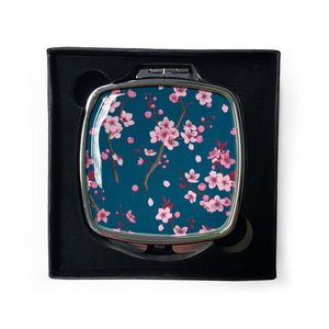 Oriental Blossom - Compact Mirror<br>(Pack of 5)