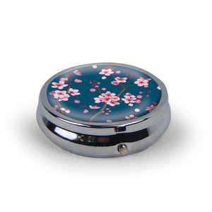 Oriental Blossom Pill Box<br>(Pack of 5)