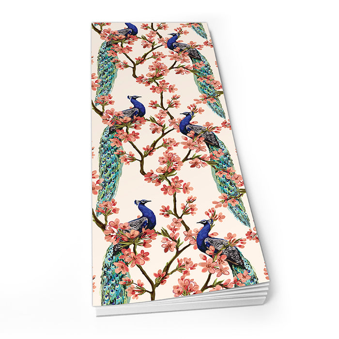 Oriental Peacock - Shopper Pad<br>(Pack of 10)