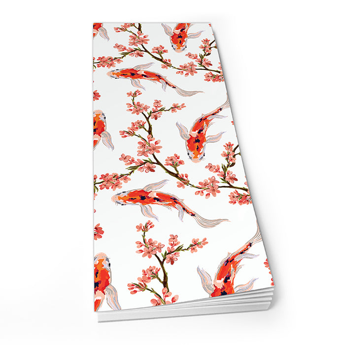Oriental Koi - Shopper Pad<br>(Pack of 10)