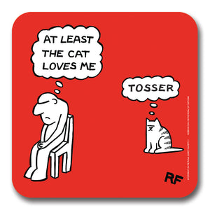 At Least the Cat Loves Me Potstand<br>(Pack of 5)