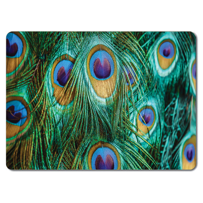 Peacock Feathers Tablemat