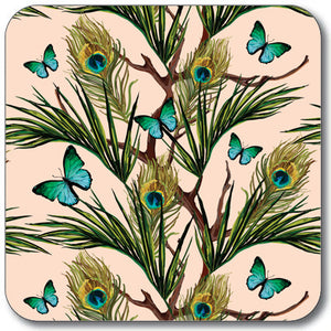 Peacocks and Butterflies - Potstand<br>(Pack of 5)