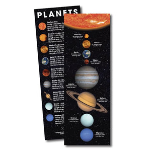 Solar System - Bookmark (Pack of 20)