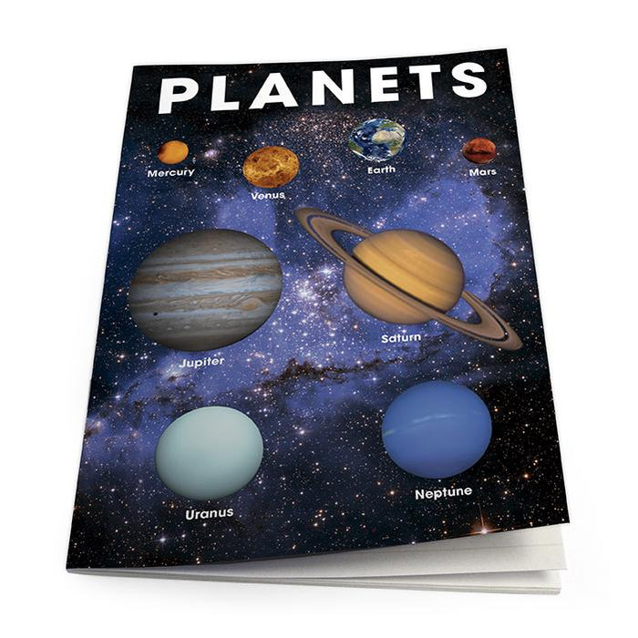 Planets - Exercise Book<br>(Pack of 10)